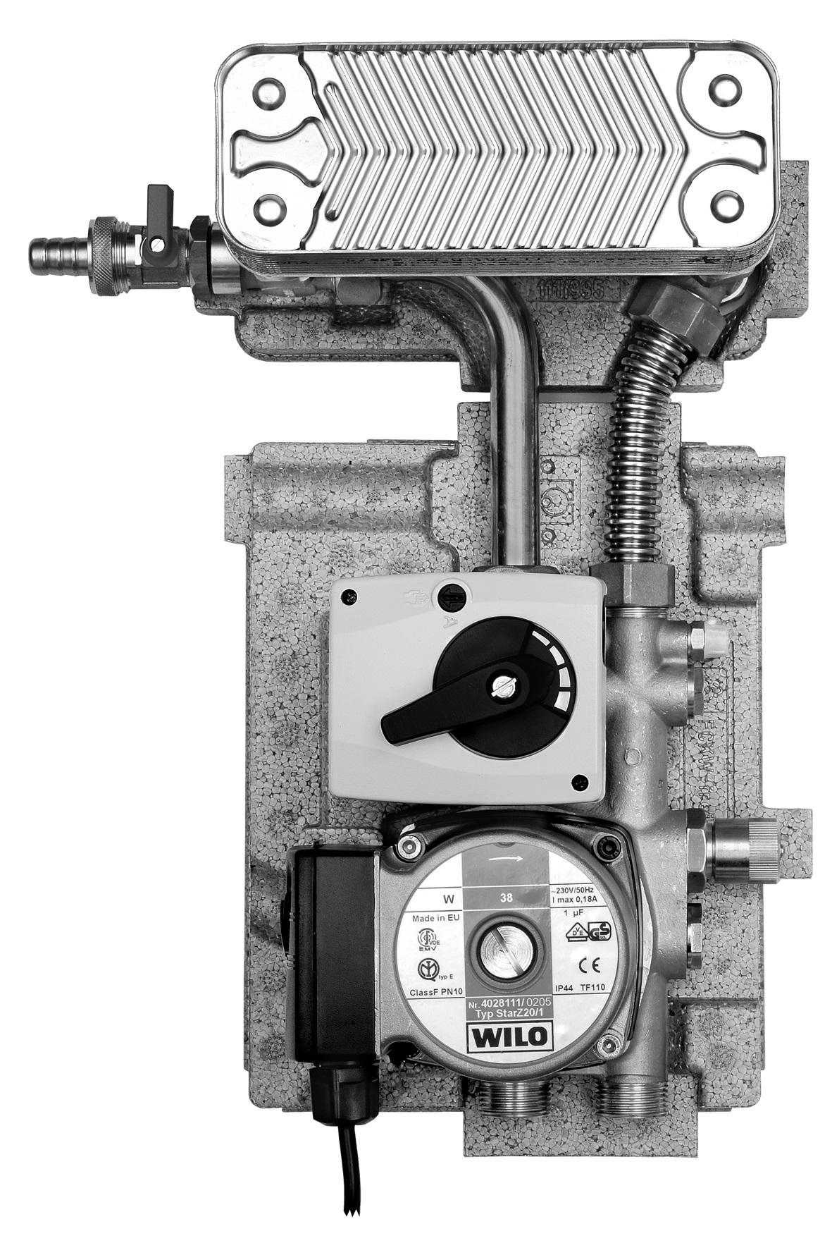Теплообменник разделительный система теплообменник маленький коэффициент