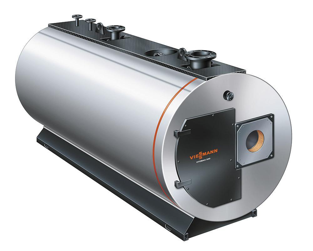котел водогрейный vitomax 200 с горелками цена
